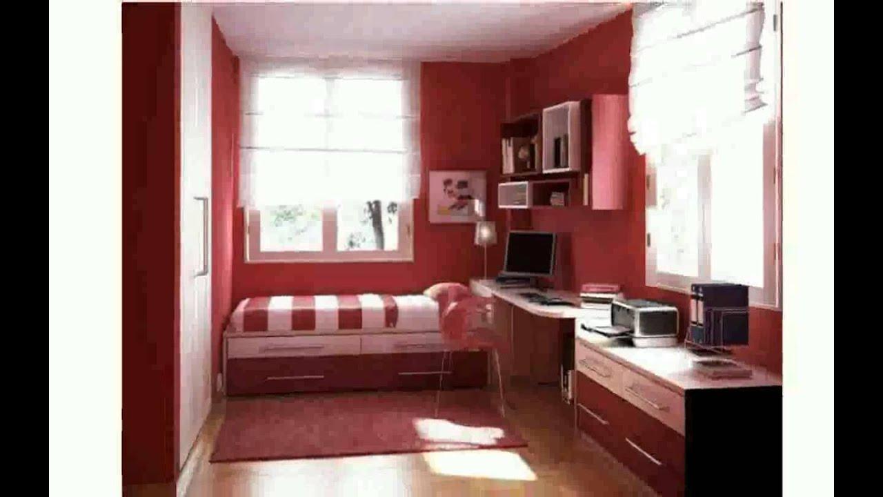 Very Small Bedroom Design Ideas - YouTube