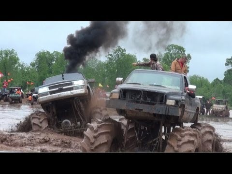 BALLIN ON A BUDGET INVADES MUDFEST 2012!! - YouTube