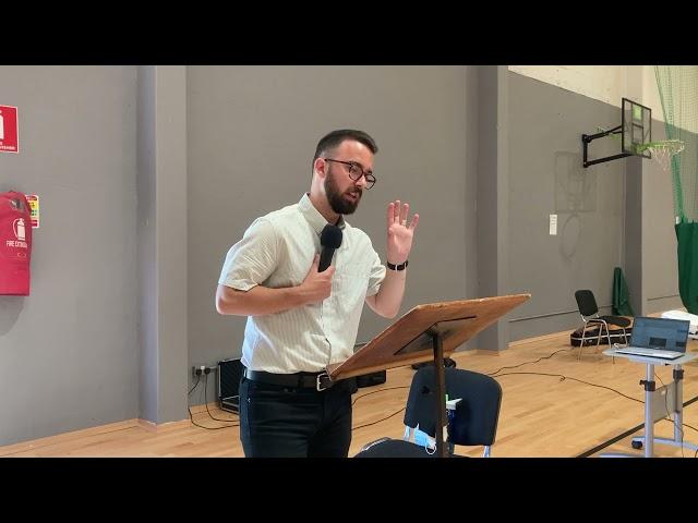 Luke 9:18-27 Sermon