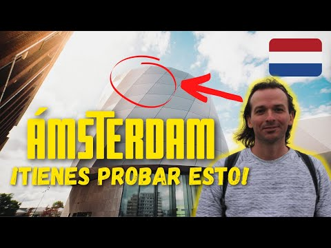 La increíble atracción de Ámsterdam que no te puedes perder😲 | Países Bajos