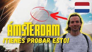 La increíble atracción de ÁMSTERDAM que no te puedes perder 😲   Países Bajos