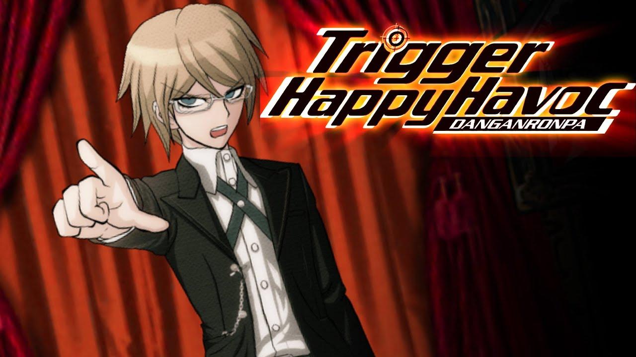 Download Danganronpa Trigger Happy Havoc [51] Trial 4