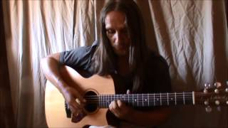 Children Of The Sea - Fingerstyle Guitar - Black Sabbath