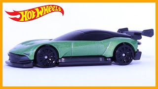 Hot Wheels Aston Martin Vulcan 1 Minute Car Review Youtube