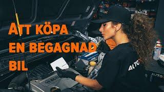 Underhållsråd - VW Golf V Hatchback (1K1) 1.6 Styrled yttre utbytesmanual