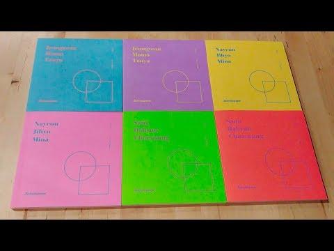 트와이스 (TWICE) 1st Full Album