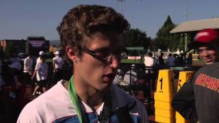 IAAF World Junior Championships 2014 - Axel CHAPELLE FRA Pole Vault Gold