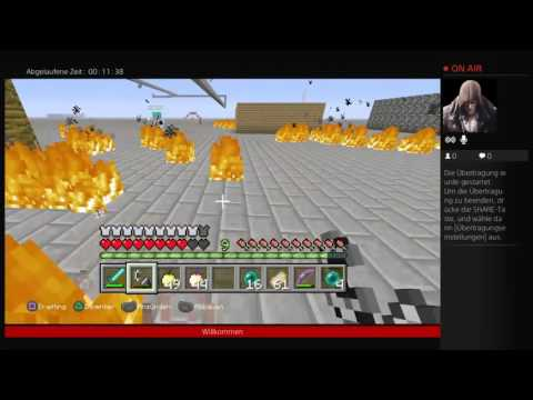 Let's play minecraft #1 hack kill aura