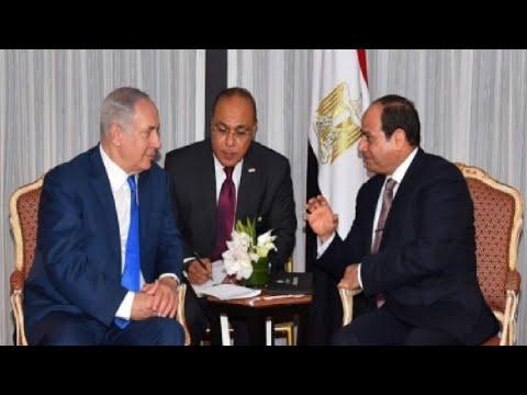 لقاء -سري- جمع نتانياهو بالسيسي في القاهرة  - نشر قبل 3 ساعة
