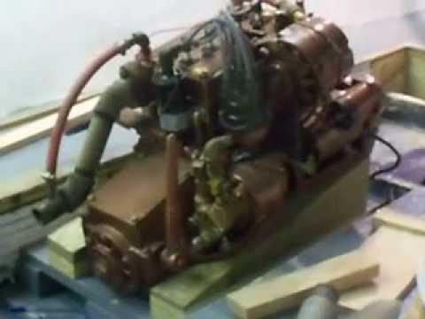 Installing An Inboard Motor In A Small Boat Update 1 Of 13
