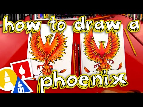 how-to-draw-a-phoenix
