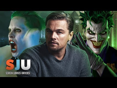 Download Youtube: Jokes on Leto! WB Wants Leonardo DiCaprio as The Joker! - SJU