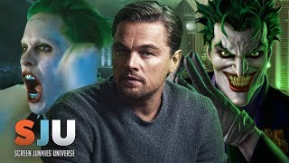Jokes on Leto! WB Wants Leonardo DiCaprio as The Joker! - SJU