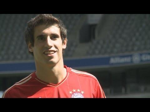 Der neue Star des FC Bayern: Javi Martinez!