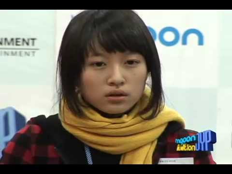 (Pre debut) Hani EXID audition JYP