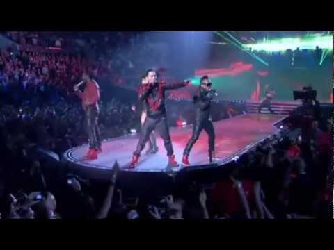BLACK EYED PEAS / THE E.N.D WORLD TOUR / BEST OF / Par XERASTIK