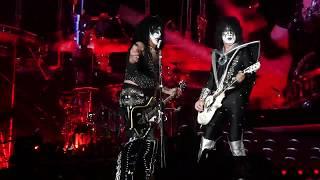 """Rock and Roll All Nite"" Kiss@Hersheypark PA Stadium 8/21/19"