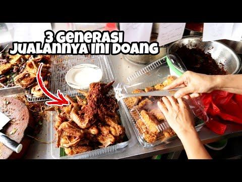 sehari-ludes-150-ekor-ayam-!!-ternyata-ini-legendaris-!!-dulu-jualanny-di-tenda---indonesia-culinary