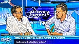 Medya Futbol   TS-FB Maçında OLAY!