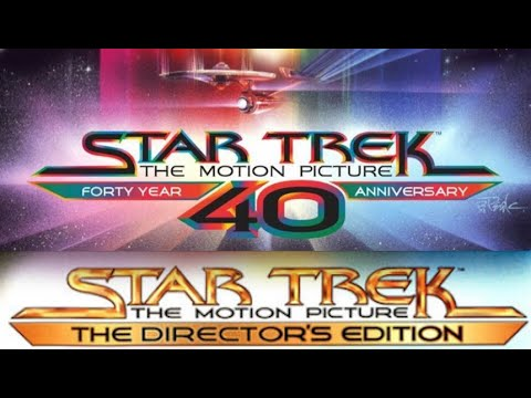 STAR TREK The Motion Picture Directors Edition 4K For 40th ANNIVERSARY?