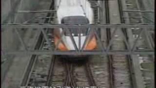 台灣高鐵試車