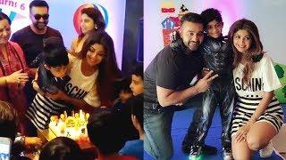 Shilpa Shetty Son Viaan Birthday Party 2018 Inside Videos