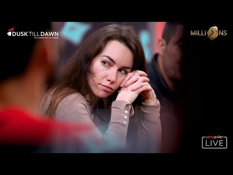 MILLIONS UK 2020 | NLH $10k Main Event Day 2 | FULL STREAM | Tournament Poker | Partypoker