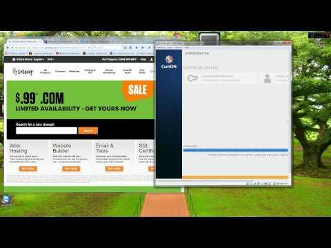 Como montar un servidor web en casa part 1 youtube - Montar un servidor en casa ...