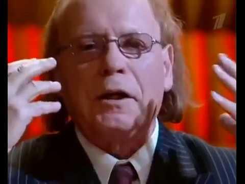 EDVARD RADZINSKY - Interview to Vladimir Pozner (2009)