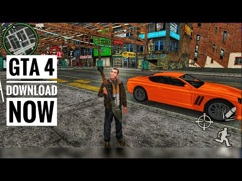 Download GTA 4 APK - GLS IV Android - AndroPalac com