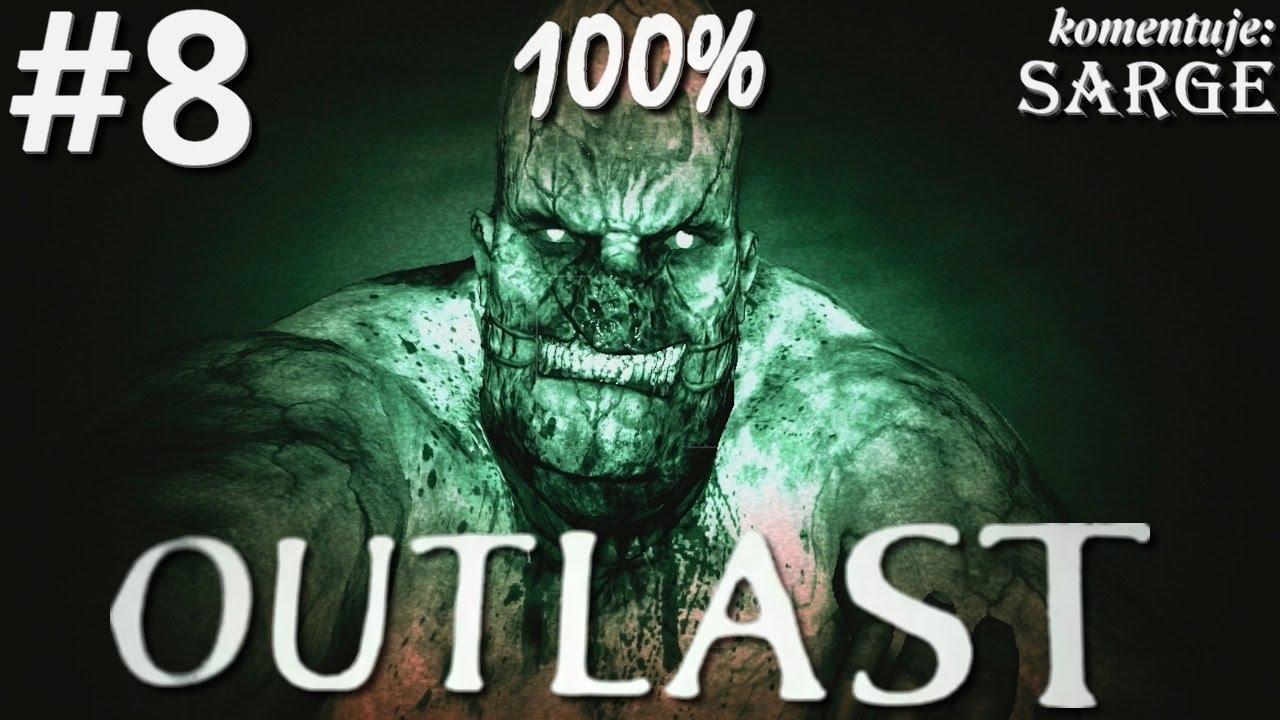 Zagrajmy w Outlast [60 fps] odc. 8 – Masakra w podziemnym laboratorium