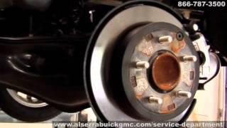 Buick GMC Brake Fluid Flush Change Leaks Service Grand Blanc Flint Michigan Al Serra Auto Plaza