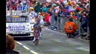 Tour de France 1997 - Etape 12: Saint Etienne (Time Trial)