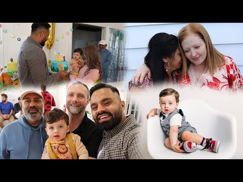 OUR BABY NOAH'S FIRST BIRTHDAY PARTY SPECIAL 🥳 - The Modern Singhs