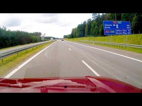 Poznań - Świecko, Highway A2/E30
