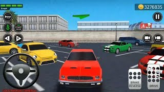 Car Driving Academy 2018 3D - New RETRO Vehicle Unlocked | Android GamePlay FHD