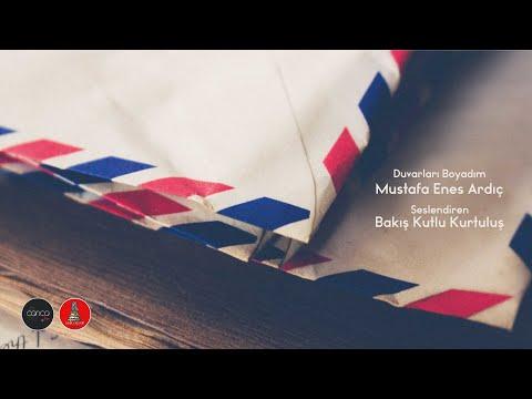 Sesli Öykü: Mustafa Enes Ardıç - Duvarları Boyadım