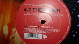 4-2 The Floor - Watching You Watching Me