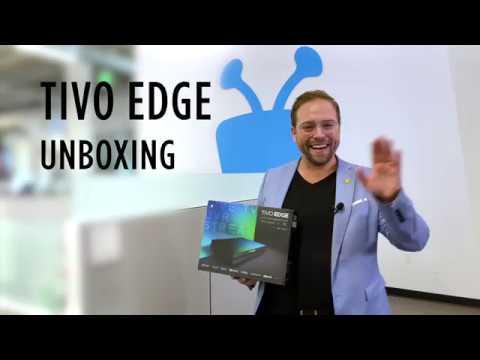 TiVo EDGE Unboxing
