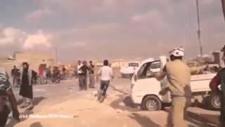Сирия Русские СУ-24 бомбят Игил?!