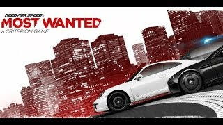Need For Speed Most Wanted™ Gameplay AMD Radeon HD 6670