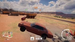 1971 Nissan Skyline 2000GT-R - Speed Jump Crash Test - Forza Horizon 3 - 1440p 60fps