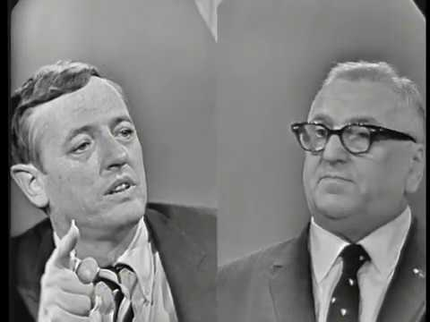 Firing Line with William F. Buckley Jr.: The Future of States