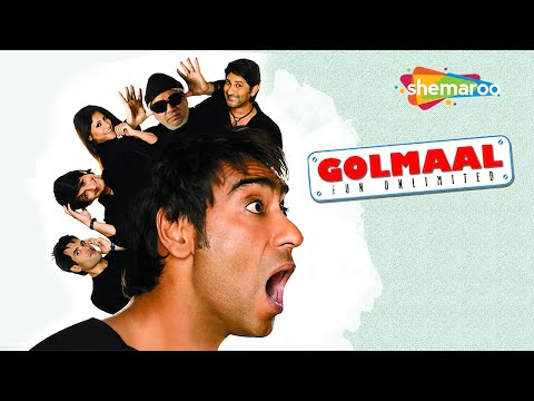 Golmaal - Fun Unlimited (2006)(HD & Eng Subs) Hindi Full Com
