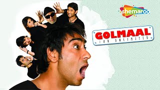Baixar Golmaal - Fun Unlimited (2006)(HD & Eng Subs) Hindi Full Comedy Movie - Ajay Devgan | Arshad Warsi