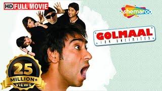 Download Golmaal - Fun Unlimited (2006)(HD & Eng Subs) Hindi Full Comedy Movie - Ajay Devgan | Arshad Warsi Mp3 and Videos