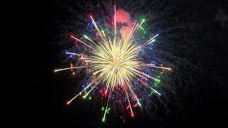 【4K】2020 若草山山焼き奈良礼讃大花火 Wakakusayama Mountain Burning Fireworks