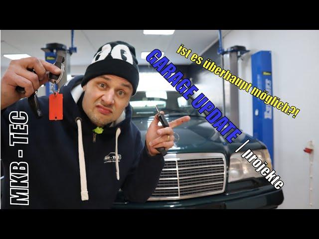 MKB TEC | Garage Update | Welche Fahrzeuge besitzen wir | Projekte