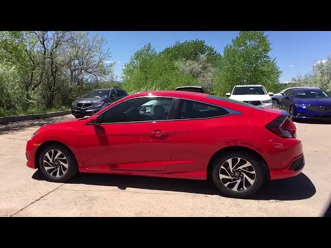 2018 Honda Civic Coupe Aurora, Denver, Highland Ranch, Parker, Centennial, CO 39826
