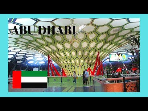 ABU DHABI, TERMINAL 1 of International Airport,  United Arab Emirates